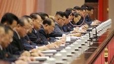 Em gái Kim Jong Un xuất hiện với vị thế mới