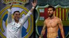 Siêu kinh điển trước giờ G: Ronaldo yêu cầu đốn ngã Messi
