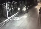 Băng cướp chạy tán loạn vì bất ngờ gặp cảnh sát