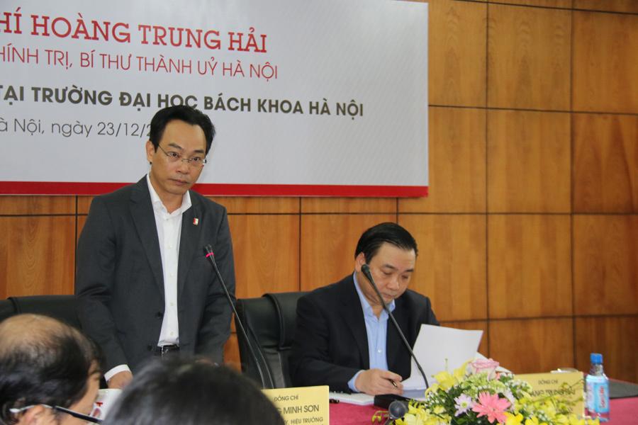 ĐH Bách khoa Hà Nội,tự chủ đại học