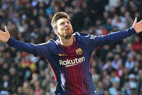 Real Madrid 0-1 Barcelona: Messi sút penalty phút 64