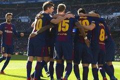 Video bàn thắng Real Madrid 0-3 Barcelona