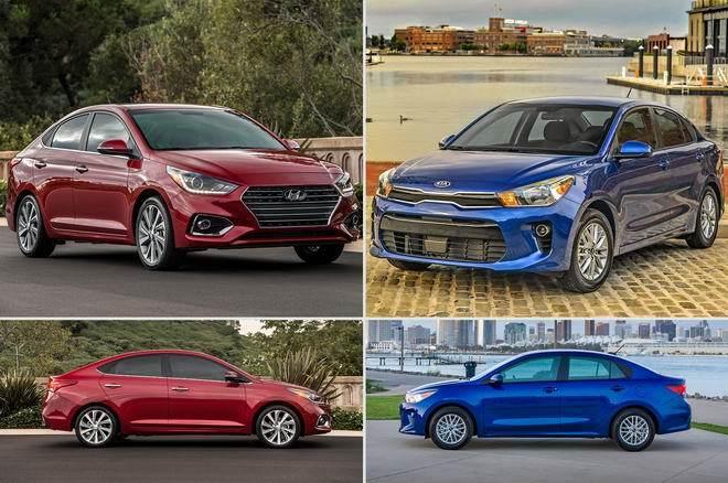 Chọn xe nào: Hyundai Accent 2018 hay Kia Rio 2018