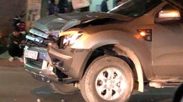 4 người đi bộ sang đường bị ô tô đâm tử vong