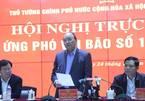 Thủ tướng họp trực tuyến 19 tỉnh chống bão số 16