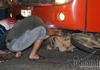 Xe khách Phương Trang chạy ẩu tông chết 2 công nhân