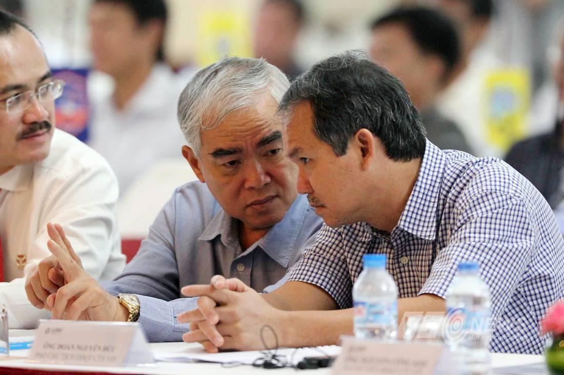 VFF,Chủ tịch VFF,ông Lê Hùng Dũng,đại hội VFF