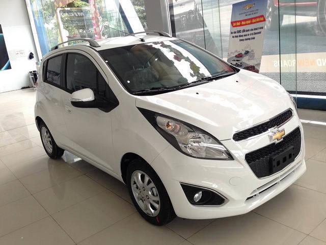 Chưa bao giờ xe nhỏ ở Việt Nam giá rẻ như lúc này