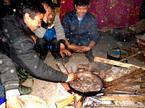 Lên Tả Phìn ăn... thịt chuột rừng gác bếp