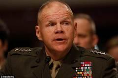 Chỉ huy quân Mỹ cảnh báo 'sắp có chiến tranh'