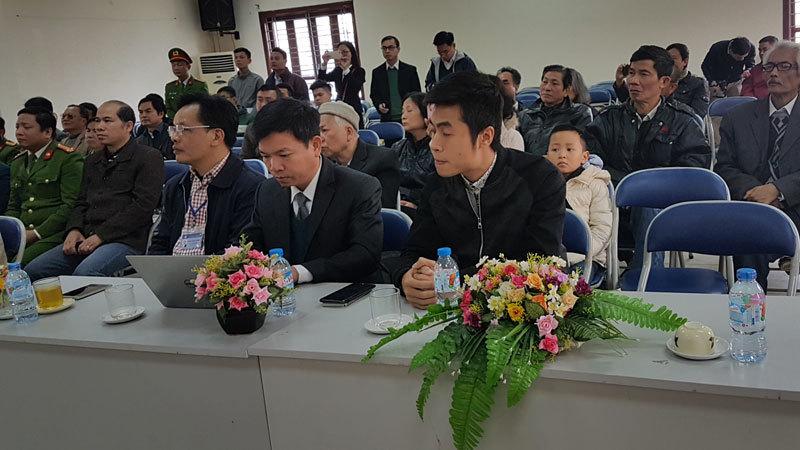 tù oan,án oan,Hà Nội,xin lỗi công khai