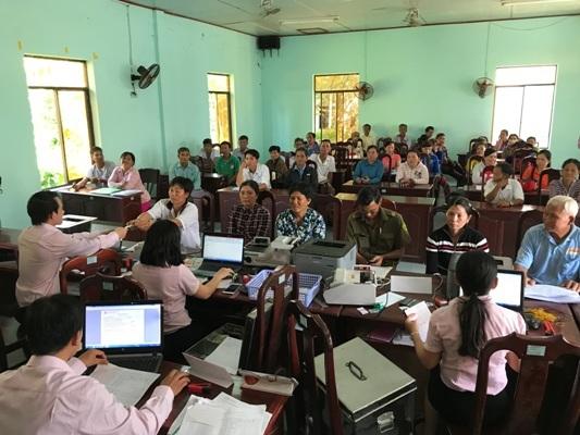 Kiên Giang tăng cường nguồn vốn cho vay hộ nghèo và chính sách