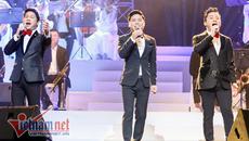 Màn hòa giọng tuyệt hay của Tùng Dương, Trọng Tấn, Tấn Minh