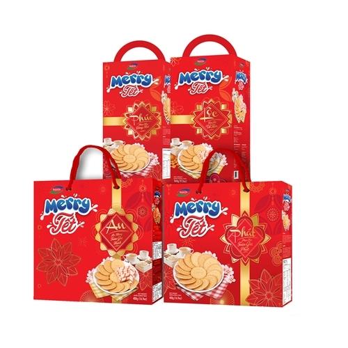 Thị trường bánh kẹo đón thêm một thương hiệu Việt