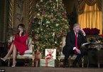 Vợ chồng Tổng thống Mỹ làm gì đêm Giáng sinh?