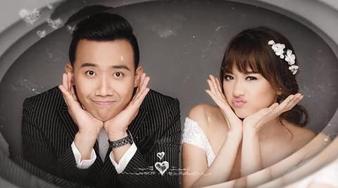 Toàn cảnh lễ cưới đầy sang trọng và lãng mạn của Trấn thành - Hari Won