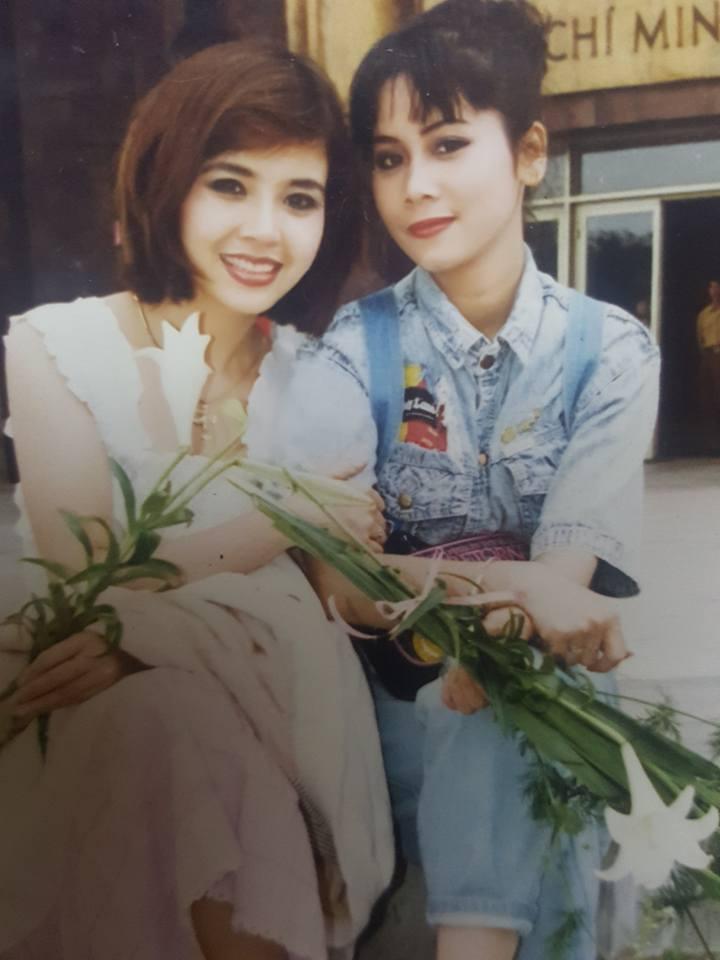 Loạt ảnh lần đầu công bố của 'em bé Hà Nội' Lan Hương