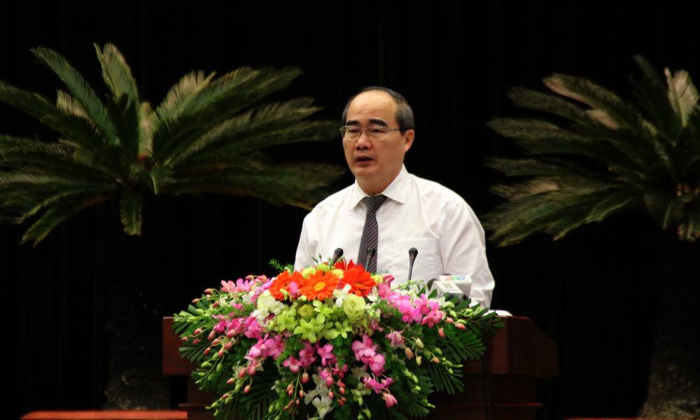 Trần Quốc Vượng,Nguyễn Thiện Nhân,Ban tuyên giáo,TP.HCM,báo chí,phóng viên