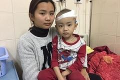 Sự sống mong manh của bé trai mắc bệnh u nguyên bào thần kinh