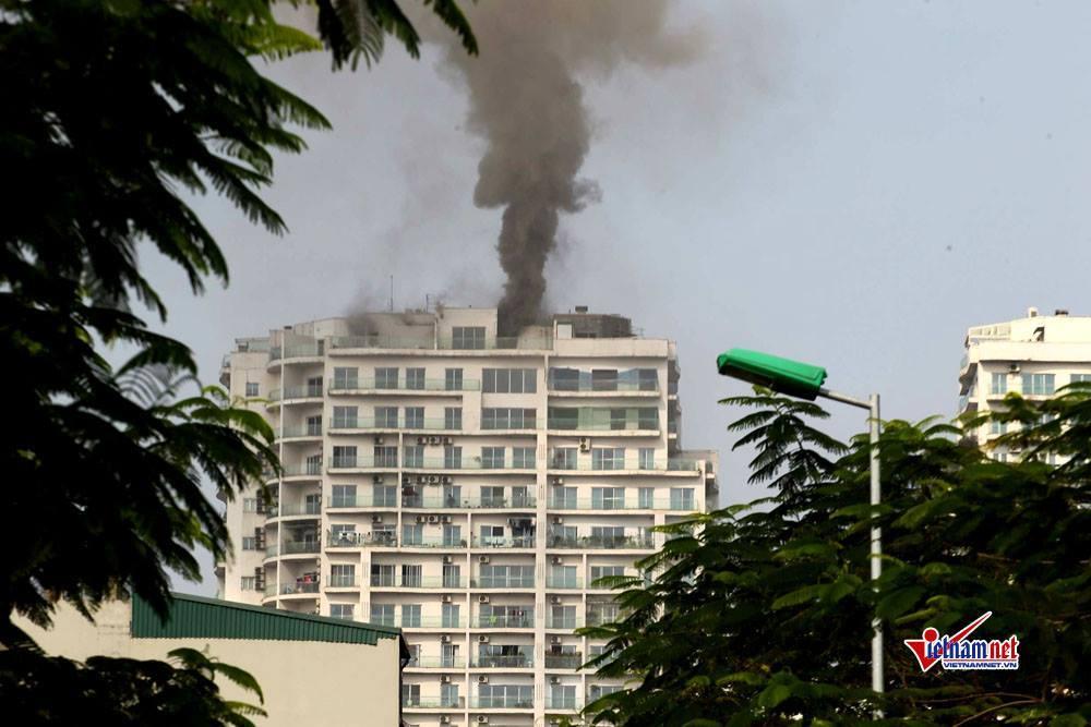 cháy nhà,Hà Nội,hỏa hoạn