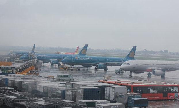 Bão số 16: Hủy hàng loạt chuyến bay Phú Quốc, Côn Đảo