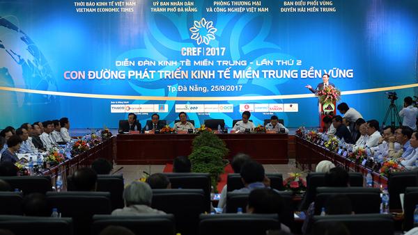 Giải đáp 4 vấn đề để miền Trung không còn nghèo