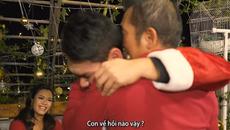 Cả nhà Phương Vy khóc nức nở vì 'quà' Giáng Sinh quá bất ngờ