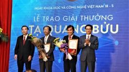Bắt đầu nhận hồ sơ xét tặng Giải thưởng Tạ Quang Bửu 2018
