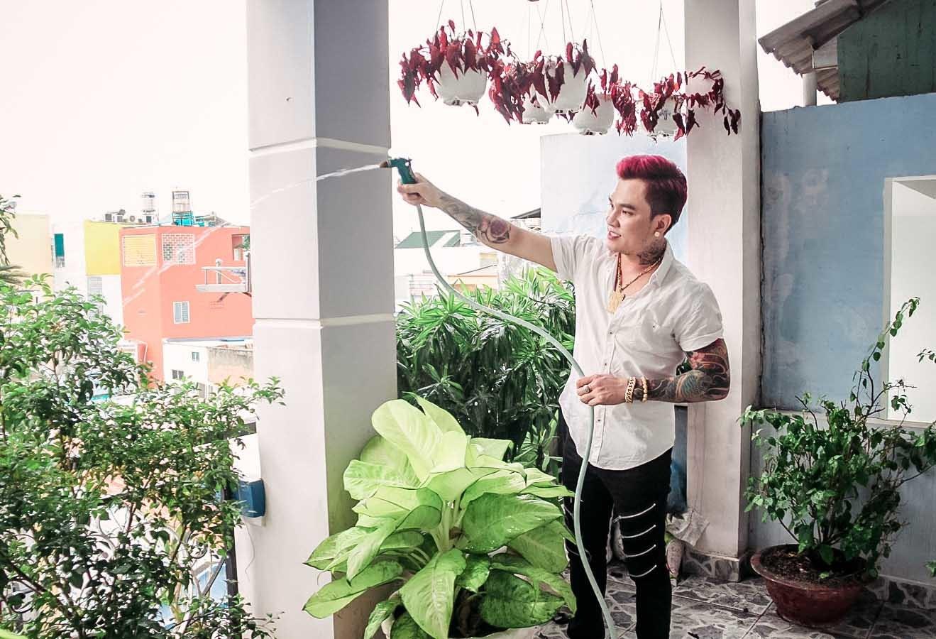 Cuộc sống cô độc của Lâm Chấn Huy ở tuổi 36 trong căn nhà 5 tỷ đồng