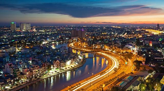 Dự án tầm trung đổ bộ về Tây Nam Sài Gòn