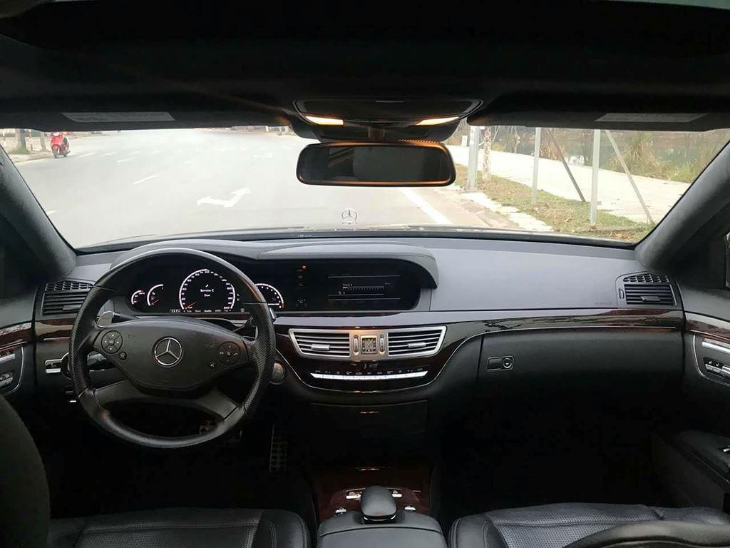 Giật mình siêu sang Mercedes S63 AMG chưa đến 2 tỷ đồng ở Hà Nội