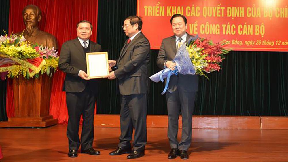 Cao Bằng,Lại Xuân Môn,bí thư tỉnh ủy