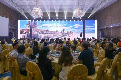 Siêu nghỉ dưỡng 6 sao Regent Residences Phu Quoc hút nhà đầu tư