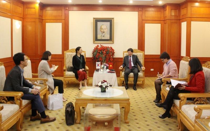 khoa học công nghệ,Việt Nam,Hàn Quốc