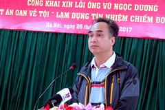 Cha thanh niên Hà Nội chịu án oan: Tôi đau lắm