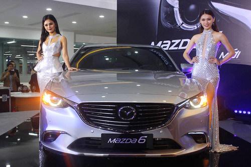 Ô tô Mazda,Mazda 6,Mazda CX-5,Mazda 3,ô tô giảm giá,giá ô tô,ô tô Trường Hải