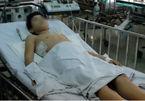 Ca mổ kép cứu bé trai bị khối u 1,5 kg chèn tim phổi, liệt chân