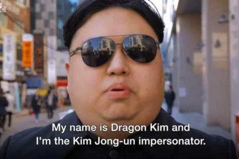 Người đóng thế Kim Jong Un