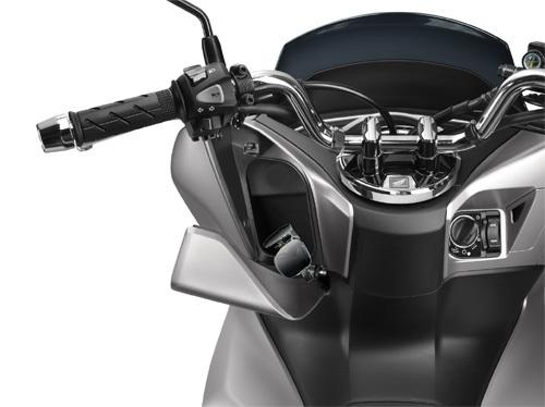 Ra mắt Honda PCX hoàn toàn mới