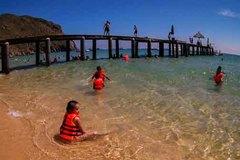 Du lịch kéo theo sự phát triển các đô thị Biển