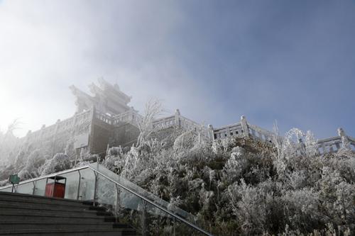 Đẹp ngỡ ngàng Lễ hội mùa đông Fansipan Legend