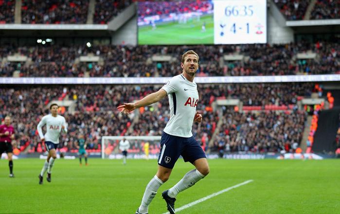 Harry Kane 'nổ' hat-trick, Tottenham đè bẹp Southampton