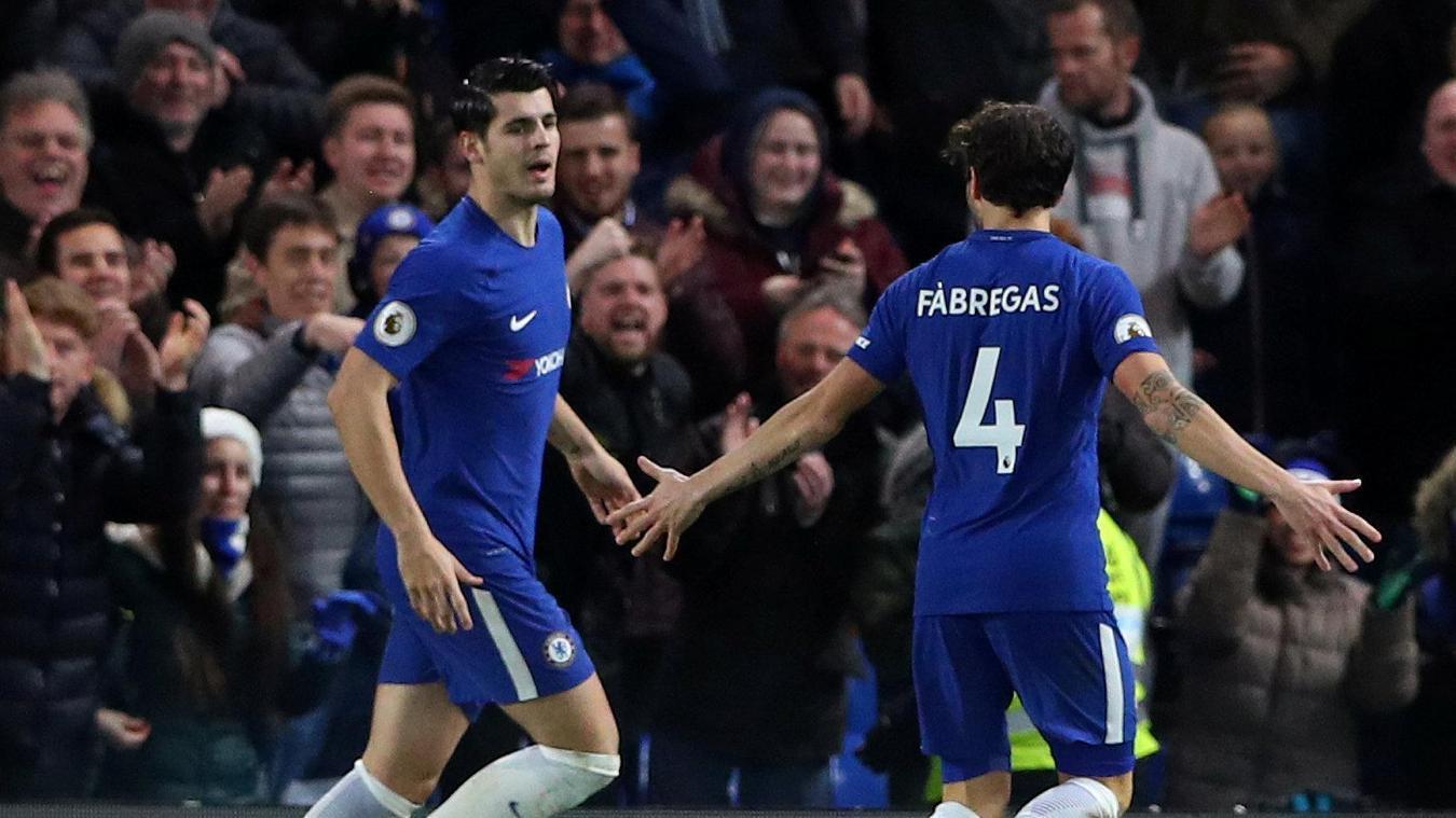 Morata lập công, Chelsea bỏ túi 3 điểm ngày Boxing Day