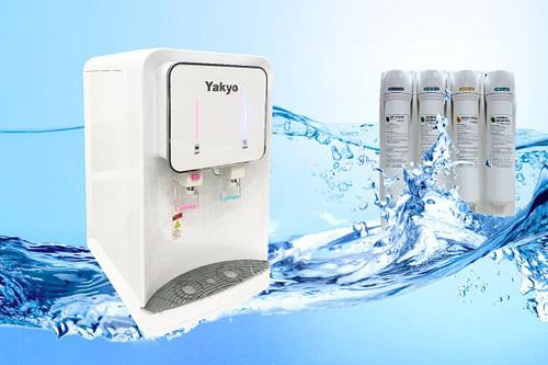 5 lý do bạn nên chọn máy lọc nước nóng lạnh Yakyo