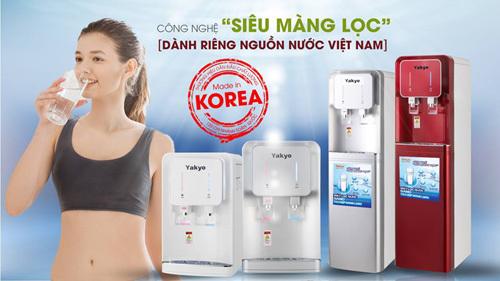 Kết quả hình ảnh cho máy lọc nước yakyo