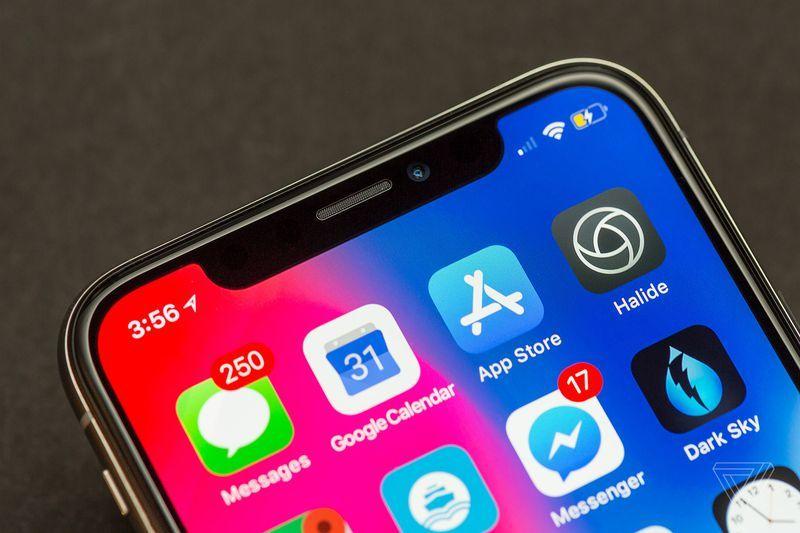 Apple trở lại thị trường TQ nhờ iPhone X