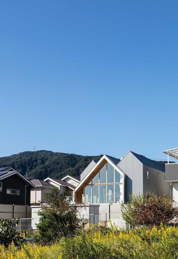 nhà đẹp,thiết kế nhà,kiến trúc Nhật Bản,mẫu nhà cấp 4 đẹp