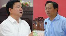 Ngày 8/1 xét xử ông Đinh La Thăng, Trịnh Xuân Thanh