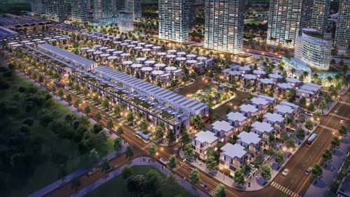 Giải mã sức nóng đầu tư nhà liền thổ Đông Tăng Long