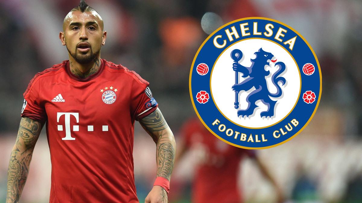 MU chi đậm mua Varane, Chelsea lấy Vidal